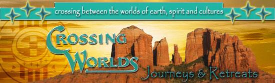 Crossing Worlds - Sandra Cosentino