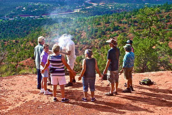 Sedona Mystical Tours with Mark Griffon