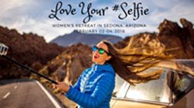 ME - Love your #Selfie @ Retreat House (address upon registration)